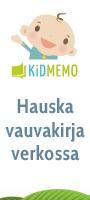 KiDMEMO - vauvakirja verkossa